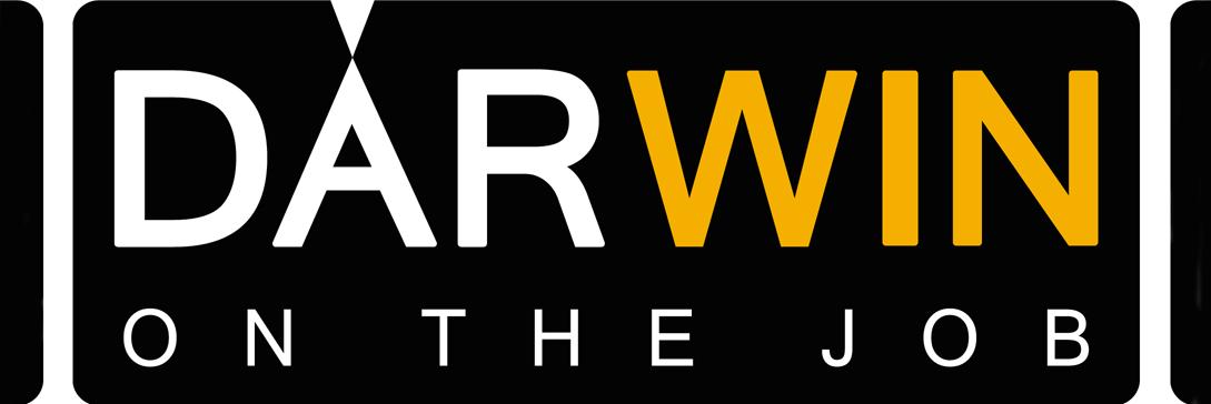 Darwin on the Job logo